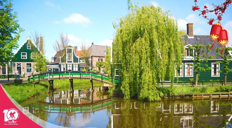 Du lịch tết âm lịch 2019 - Tour Pháp - Lux - Bỉ - Hà Lan - Đức từ Sài Gòn