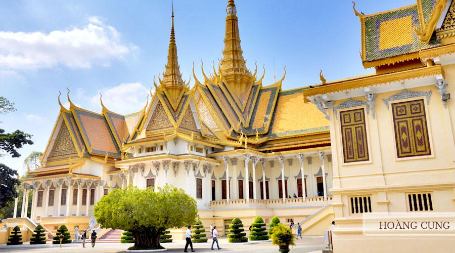 Chương trình 2 ngày 1 đêm hành hương Đức Mẹ Mê Kông và Thành Phố Phnompenh