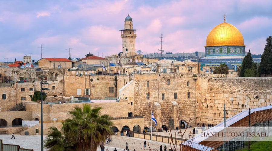 Tour du lịch cùng Mẹ La Vang Hành Hương Về Miền Đất Thánh Israel