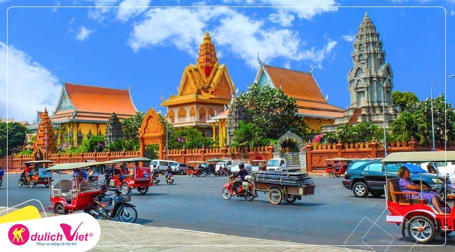 Du lịch Hành Hương - Đức Mẹ Mê Kông - Phnompenh từ Sài Gòn 2019