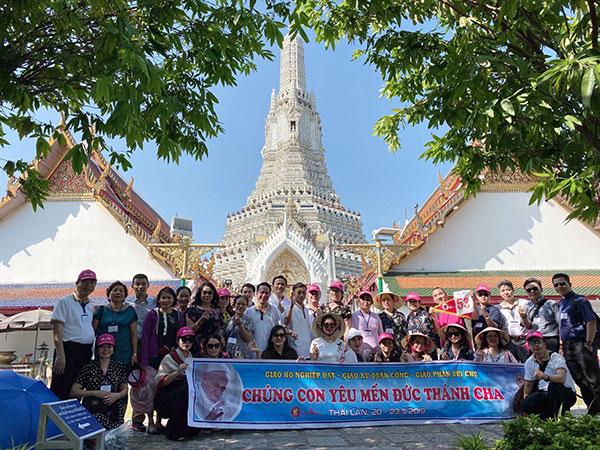 Chuyến Tông Du Thái Lan – Những Cảm Xúc Đọng Lại