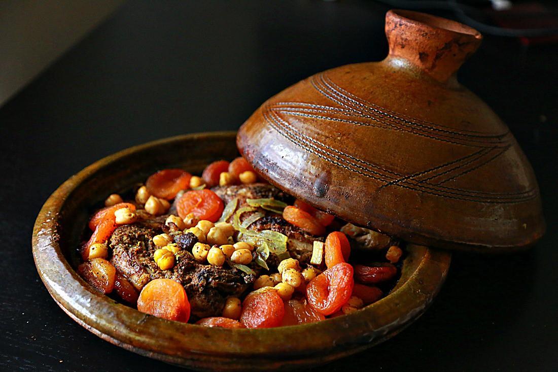 Tanjia đặc sản của Marrakech, Maroc
