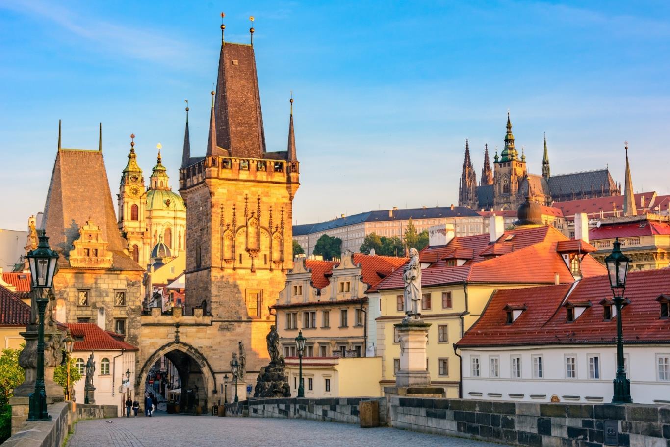 Thành phố Prague, Séc