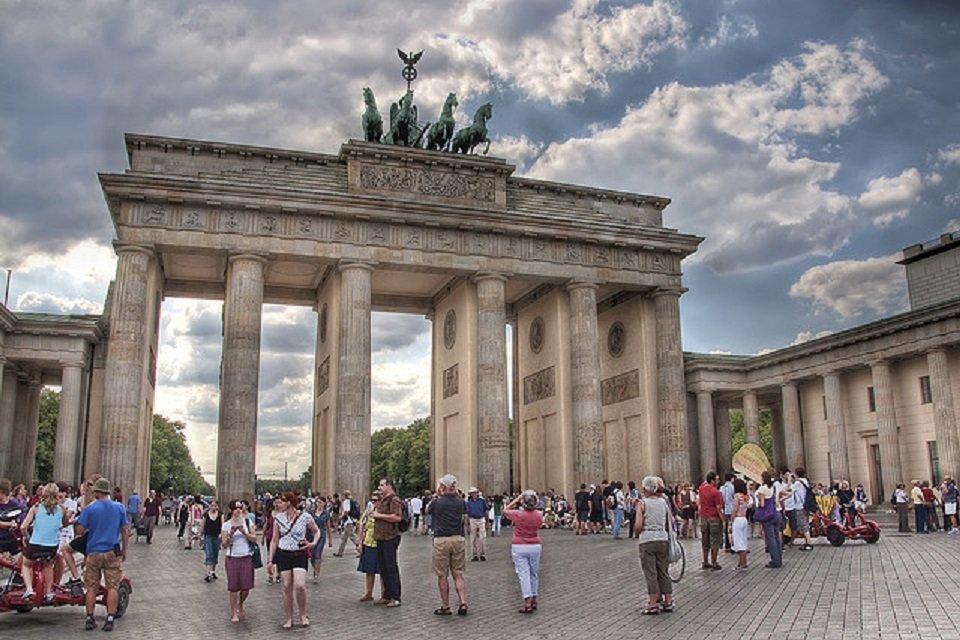 Du lịch Đức - Thành phố Berlin yên bình