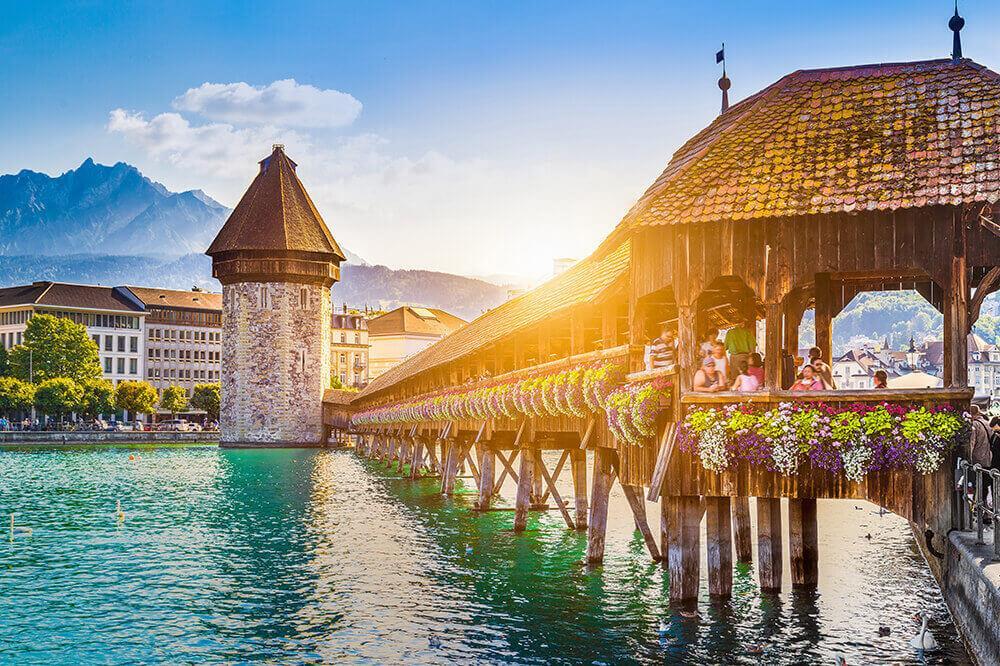 Du lịch Châu Âu đến với Thụy Sĩ