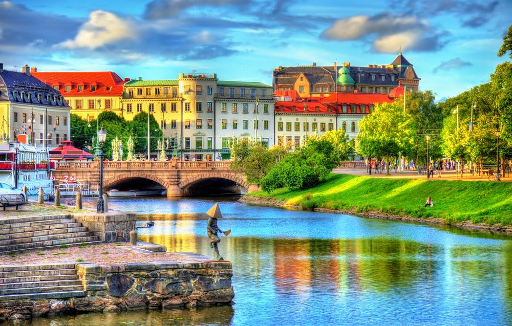 Tour du lịch Thụy Điển mùa Thu
