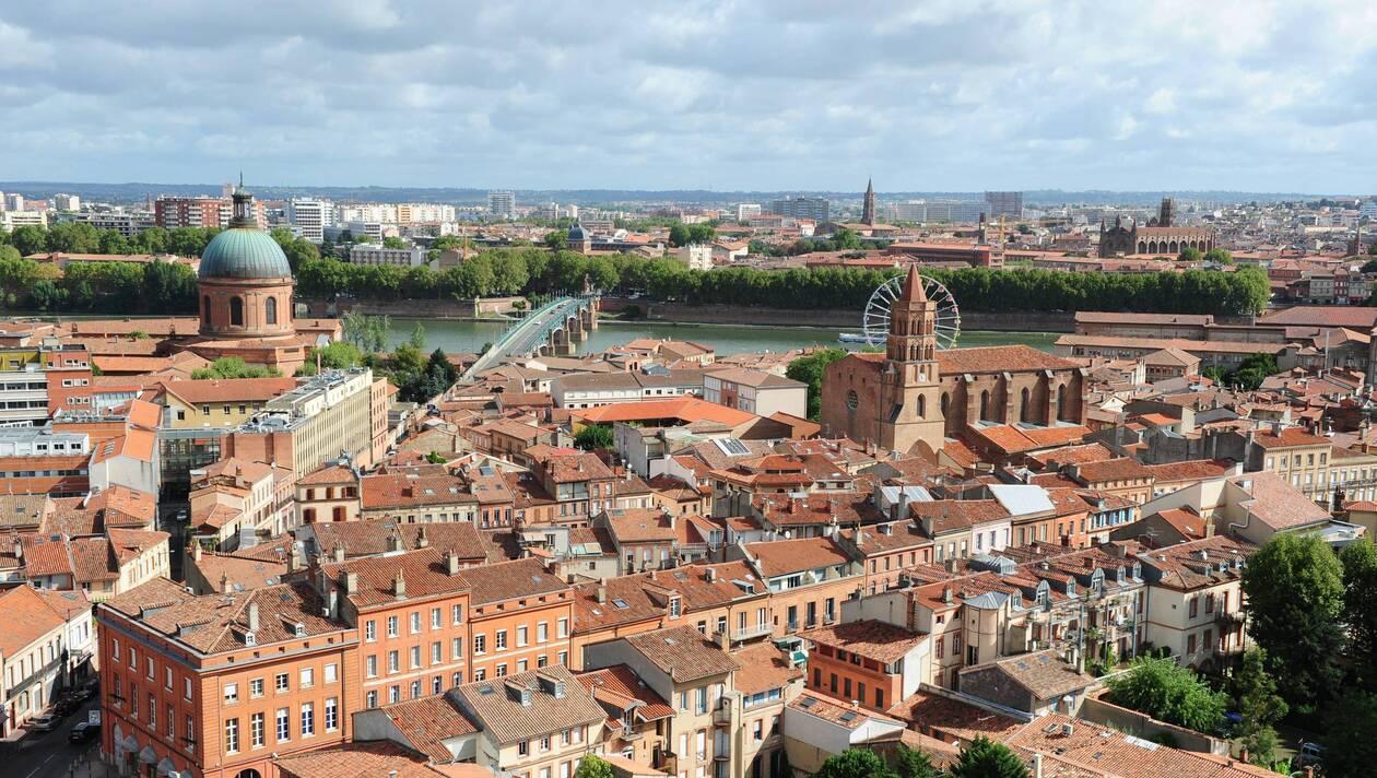 Toulouse - Thành phố màu hồng của Pháp