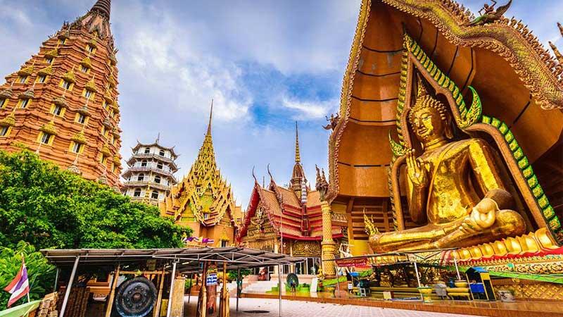 Tour du lịch Thái Lan khám phá thủ đô Bangkok