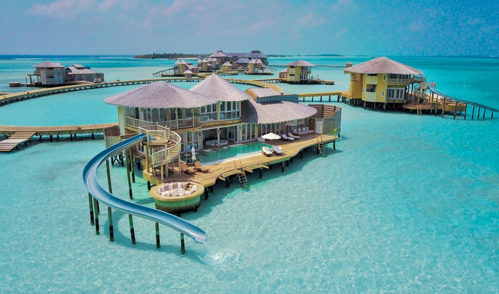 Du lịch Maldives - Tham quan những resort nổi tiếng ở Maldives