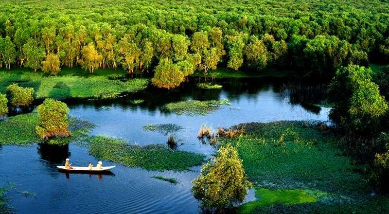 Bí quyết khám phá miền Tây đẹp long lanh mùa nước nổi