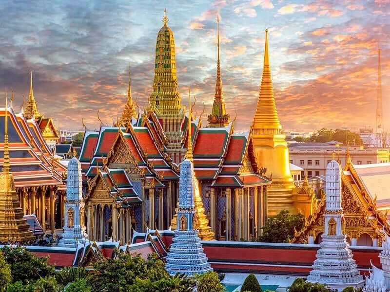 Thái Lan là điểm du lịch châu Á không cần xin visa