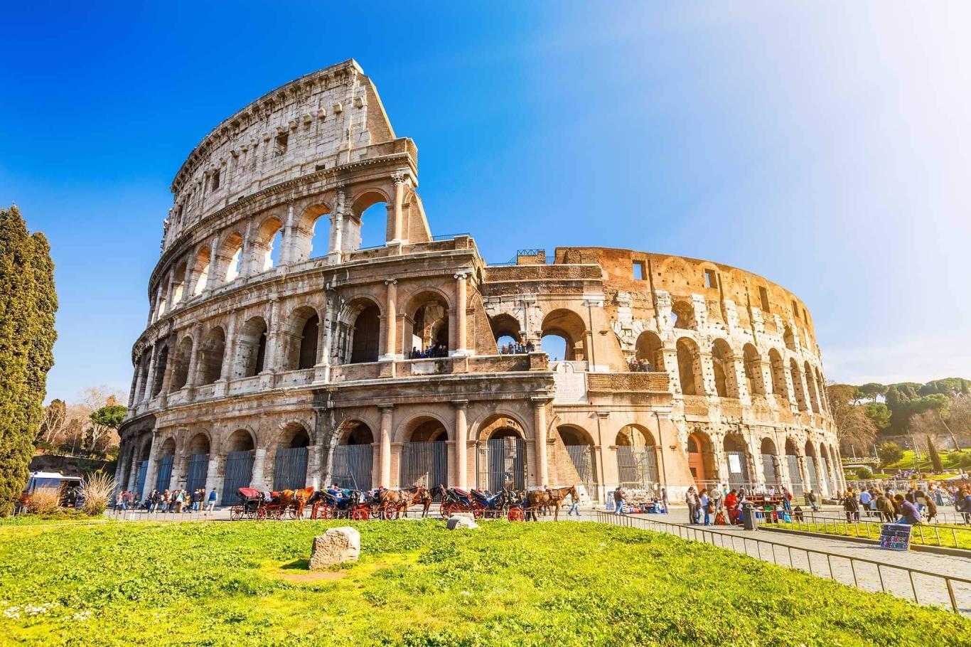 Tour du lịch Ý