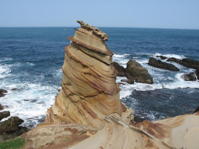 Công viên địa chất Yeliu - Du lịch Đài Loan