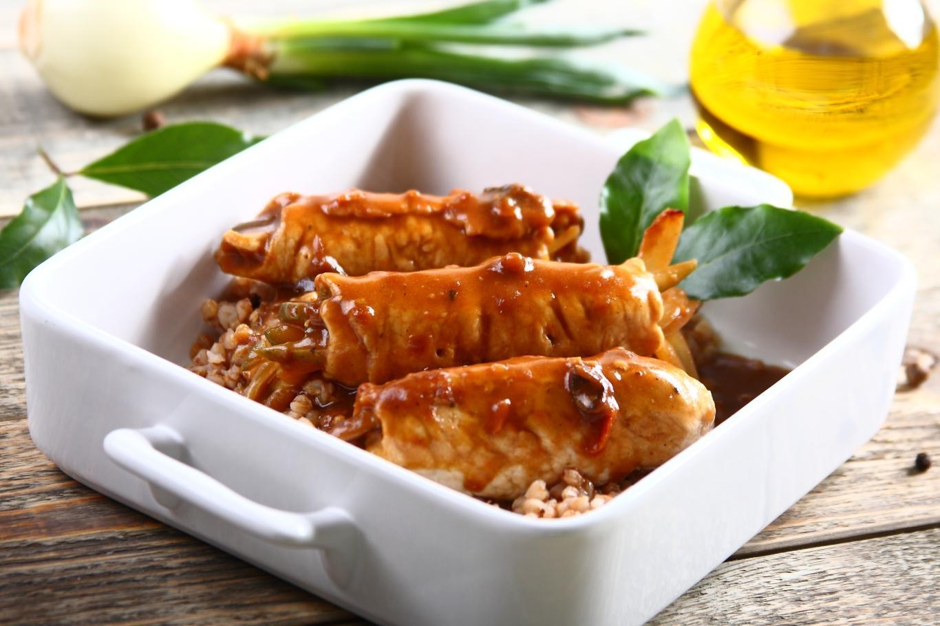 Zrazy, món ăn truyền thống Ba Lan