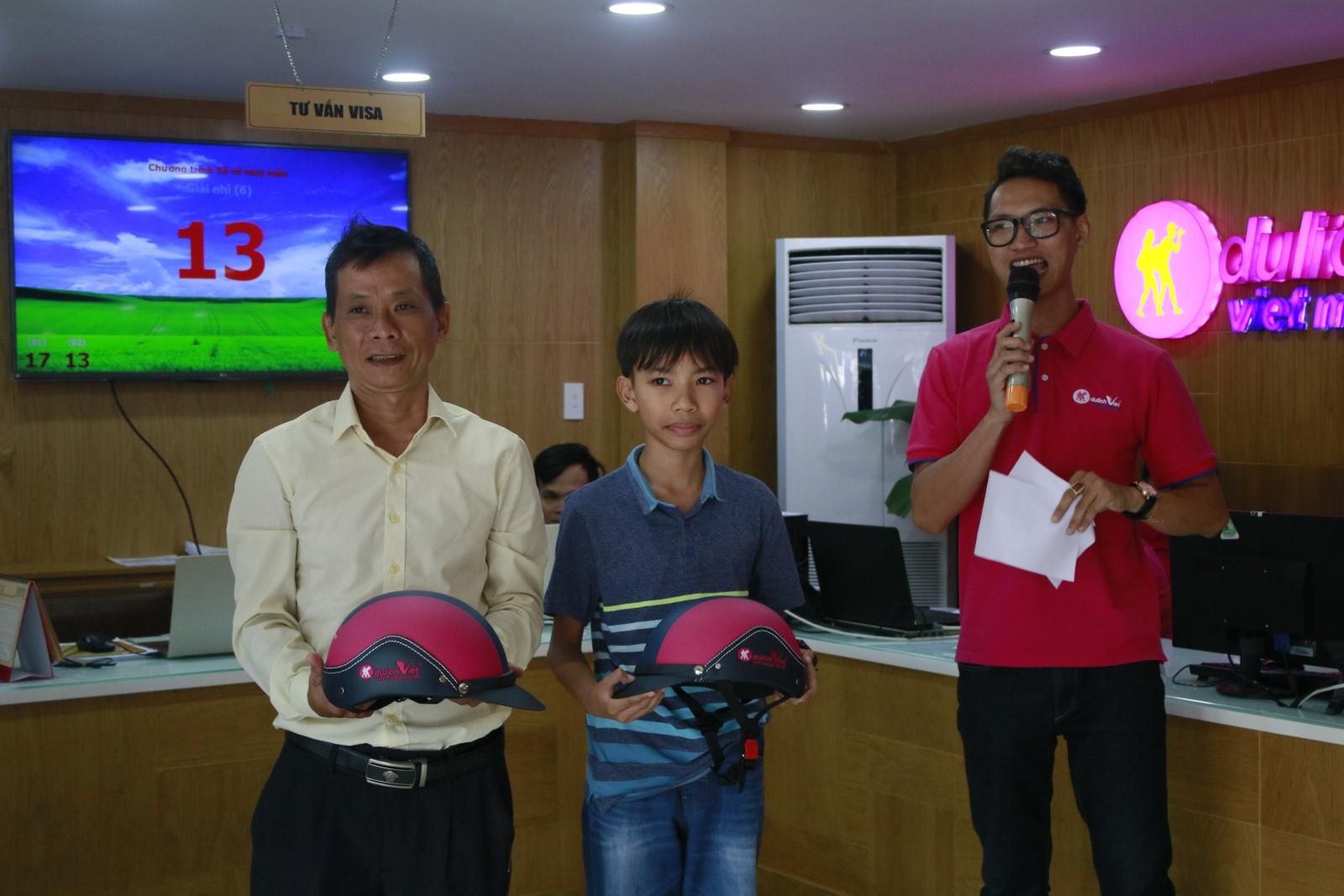 Chúc mừng Quý khách trúng Tour Hoa kỳ tuần đầu tiên khi mua Tour của Du Lịch Việt