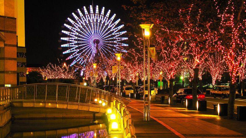 Du lịch Nhật Bản với những điểm du lịch hấp dẫn