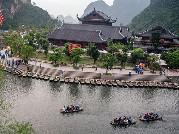 Kinh nghiệm du lịch chùa Bái Đinh du xuân đầu năm 2020