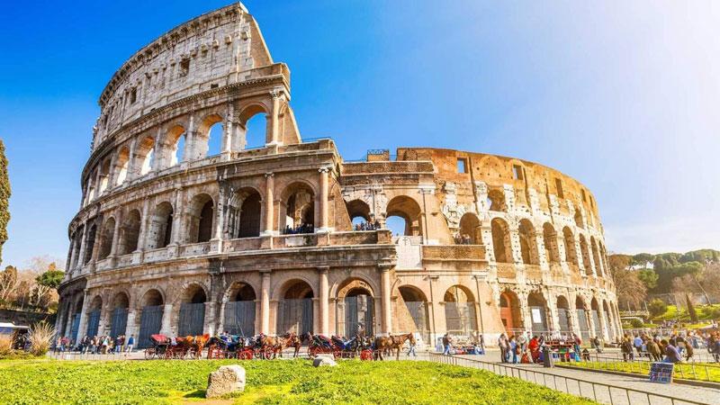 Đấu trường La Mã cổ đại nổi danh tại thành phố Rome