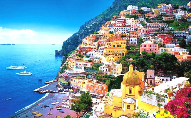 Địa điểm du lịch Ý nổi tiếng đã đi thì không thể bỏ lỡ