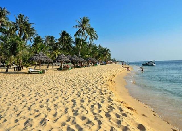 Bãi Biển Hà Tiên Với Những Điểm Độc Đáo Thu Hút Du Khách