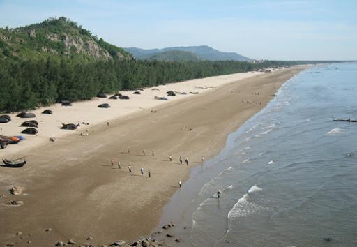 Vui chơi gì khi đến với bãi biển Hải Hòa, Thanh Hóa?