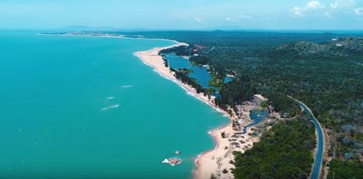 Du lịch Vũng Tàu nhớ ghé bãi biển Long Hải