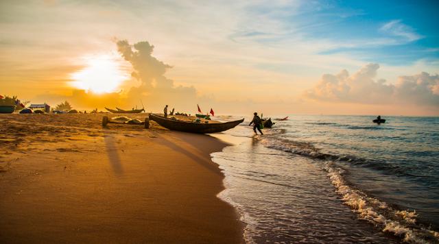 Si Mê Quên Lối Về Khi Đến Bãi Biển Phước Hải