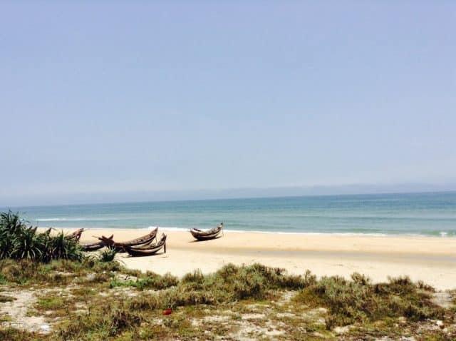 Đến bãi biển Thuận An và chiêm ngưỡng vẻ đẹp tuyệt vời