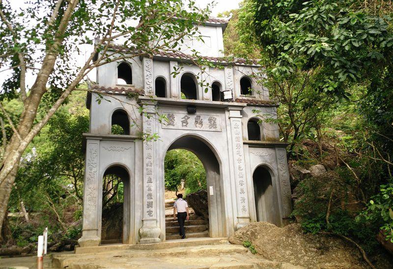 Khu chùa Bái Đính cổ luôn được du khách đặc biệt tìm đến