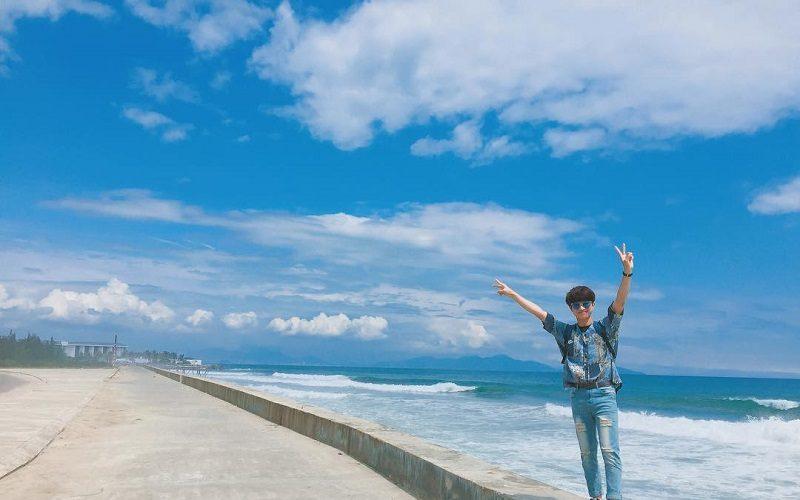 Vẻ đẹp bãi biển Cửa Đại - Hội An
