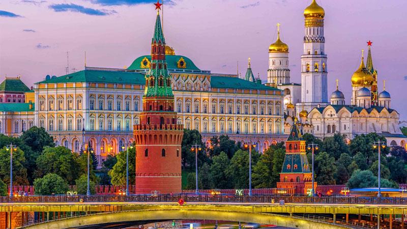 Biểu tượng tượng trưng cho hình ảnh nước Nga