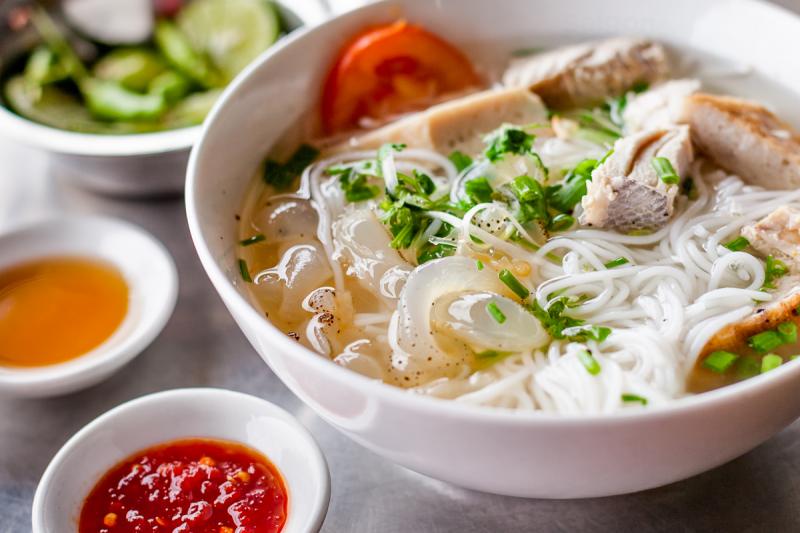 Bát bún sứa - du lịch mùa thu Nha Trang