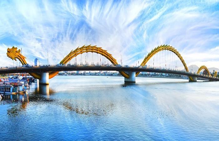 du lịch Miền Trung lễ 2/9 - Cầu Rồng, Đà Nẵng