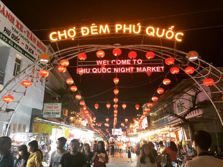 Khám phá những món ăn đặc sản trong chợ đêm Phú Quốc dịp tết dương lịch