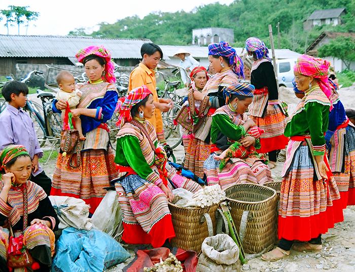 Những buổi chợ phiên được diễn ra vào những ngày cố định trong năm và những ngày đặc biệt