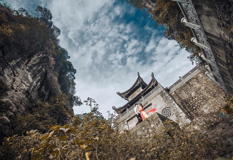 Mùa hè tìm về nơi Phật pháp bên ngôi Chùa Bái Đính cổ kính