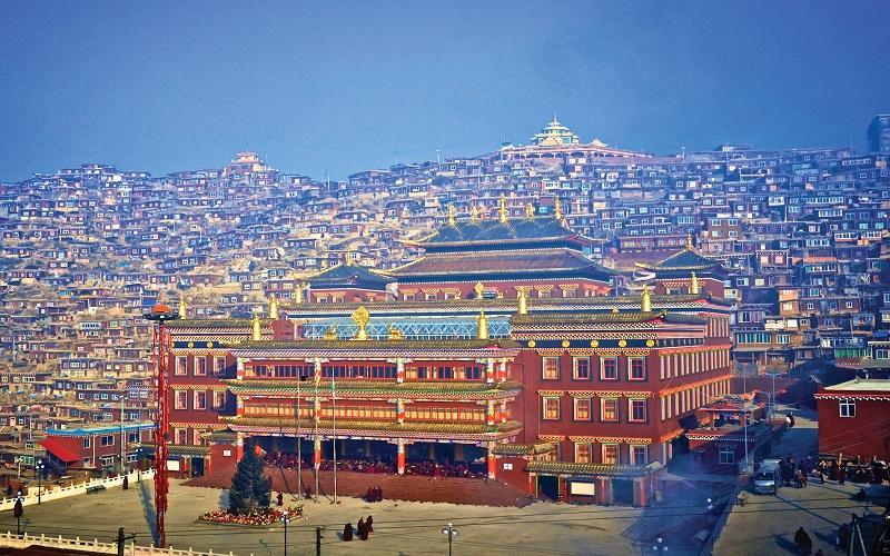 Vẻ đẹp chùa Đại Chiêu