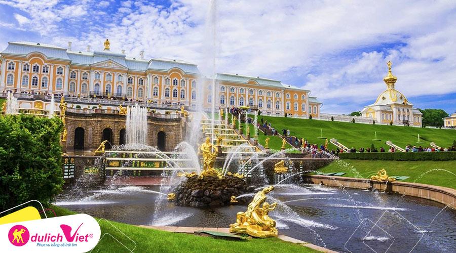 Tour du lịch Nga tại Du Lịch Việt