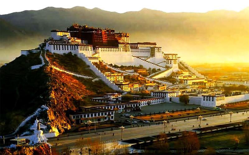 Cung điện Tây Tạng - Potala