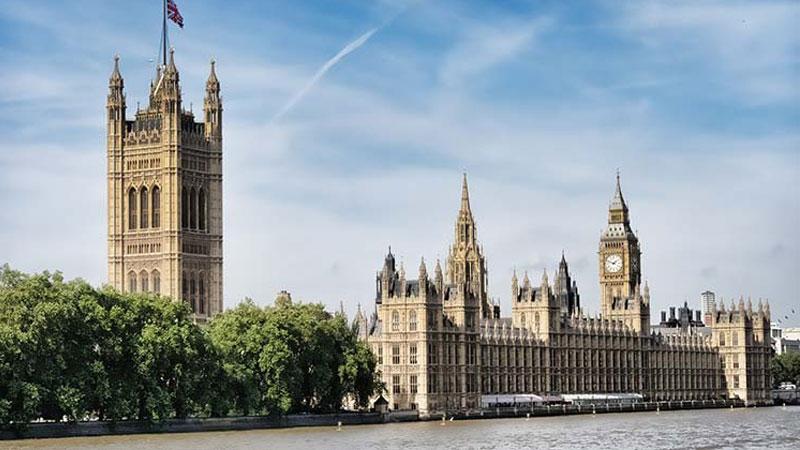 Cung điện Westminster ở thủ đô London