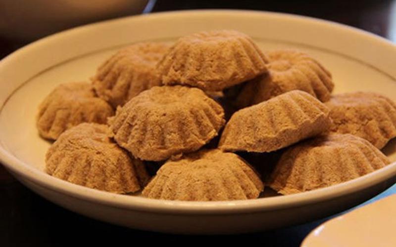 Bánh Tsampa đặc sản Tây Tạng Trung Quốc