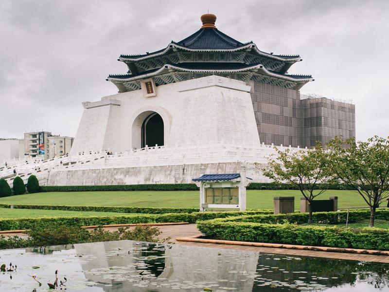 Đài tưởng niệm Tưởng Giới Thạch - Du lịch Đài Loan