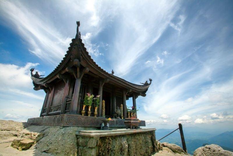 Danh thắng Yên Tử - Điểm đến hành hương của những tín đồ Phật giáo
