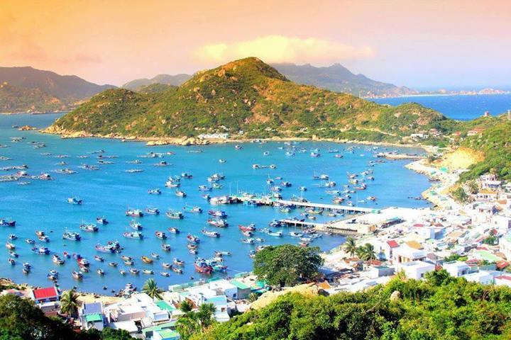 đảo Bình Ba - du lịch mùa thu Nha Trang