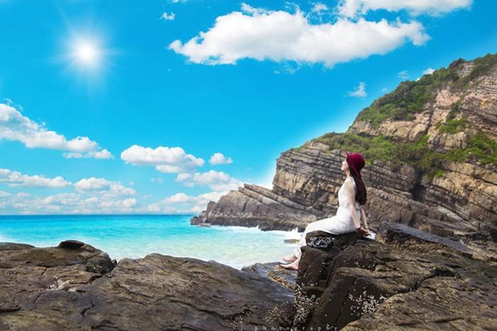 Vẻ đẹp hòn đảo Cô Tô hoang sơ vi vào lòng người