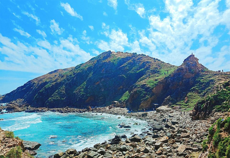 Hòn đảo kỳ co