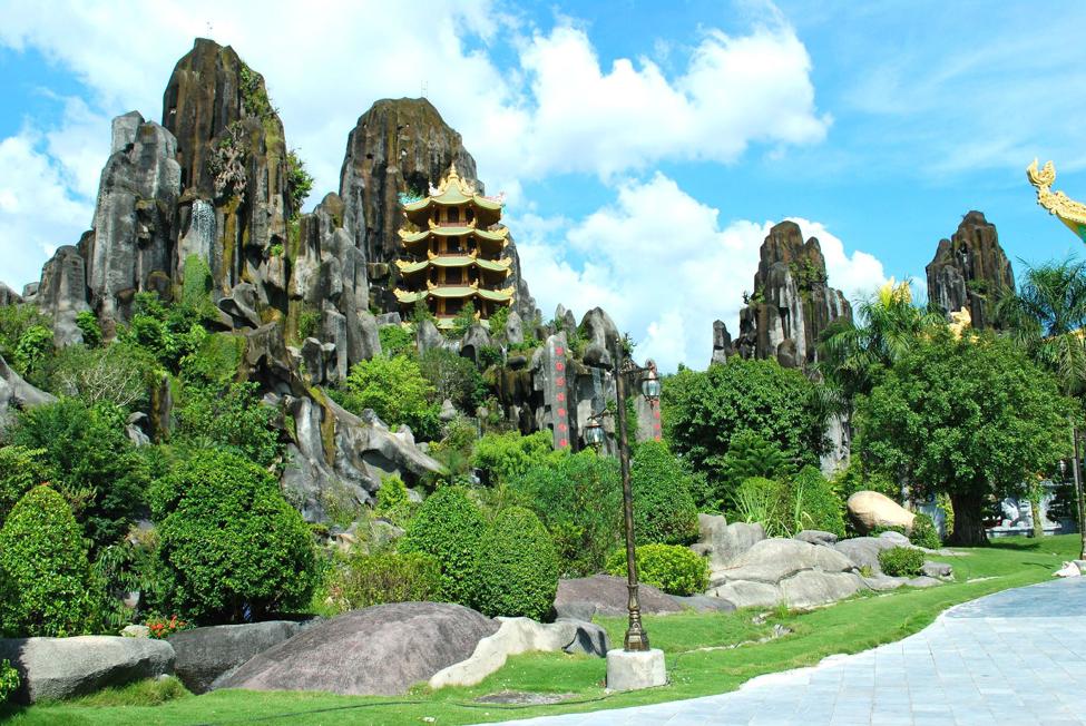 Tour du lịch Đà Nẵng - Ngũ Hành Sơn