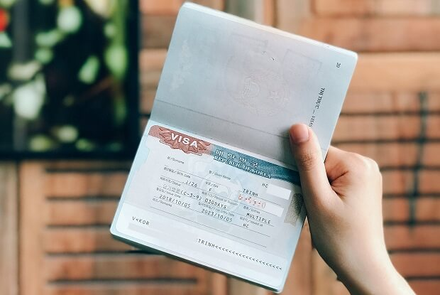 Xin visa Đài Loan online như thế nào?