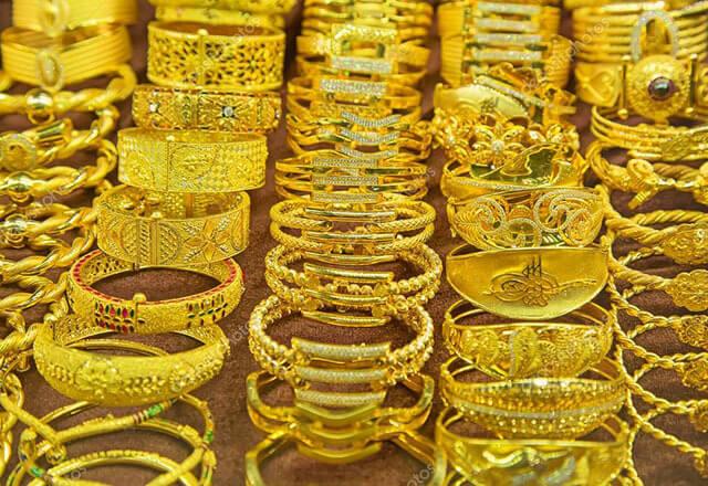 Du lịch Dubai - Chợ vàng Dubai