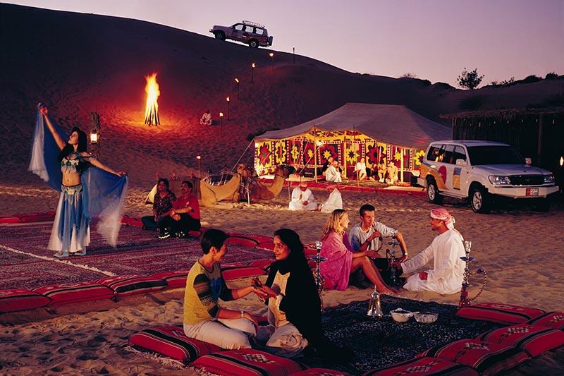 Du lịch Dubai - Yêu ngay nắng gió sa mạc Safari